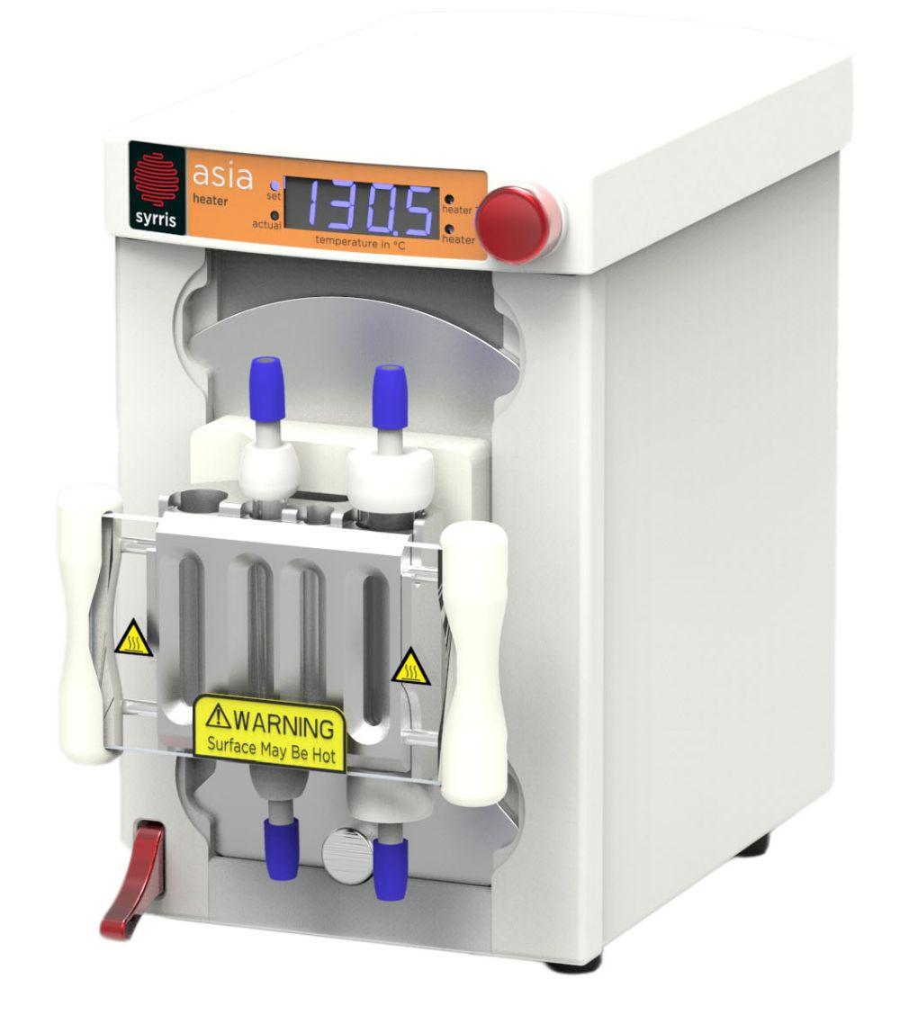 Asia - Heater - Column Adaptor - MS